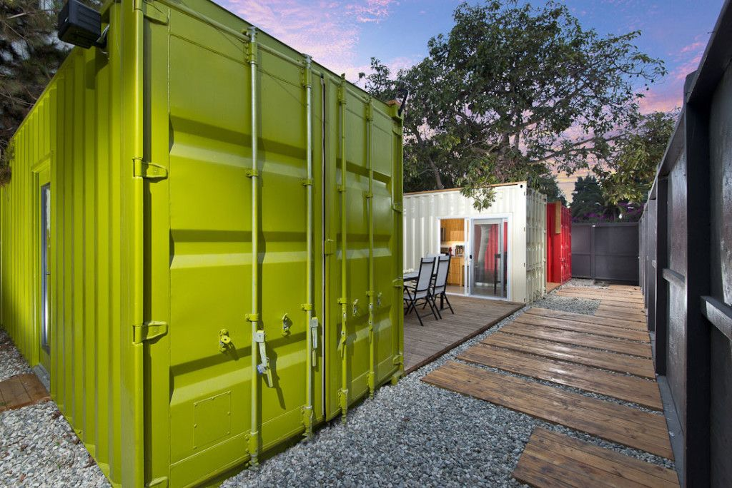 shipping container home exterior design - Versand Container Huser Plne Pdf