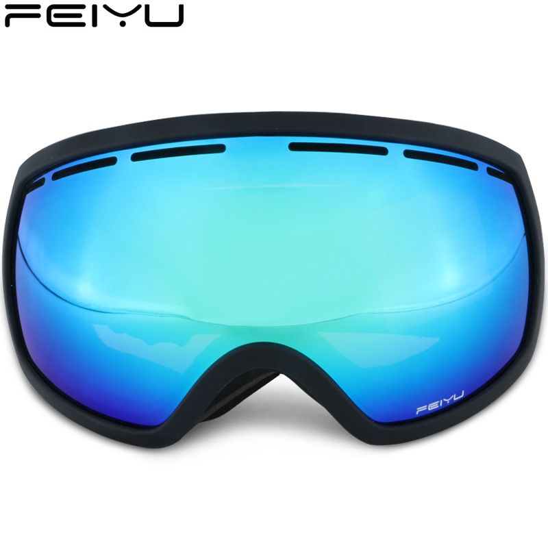 e5490ef901 High Quality Ski Goggles Double UV400 Anti-fog Big Ski Mask Glasses Skiing  Men Women Snow Snowboard Goggles  Affiliate