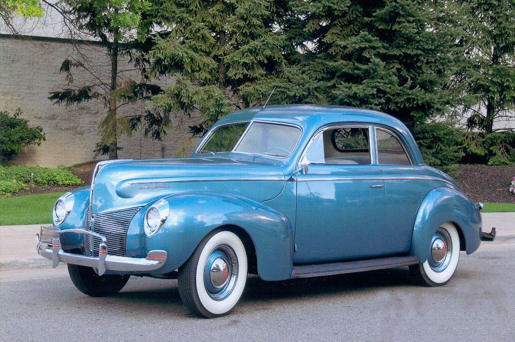 1940 Mercury Sedan Coupe Mercury Cars Classic Cars Ford