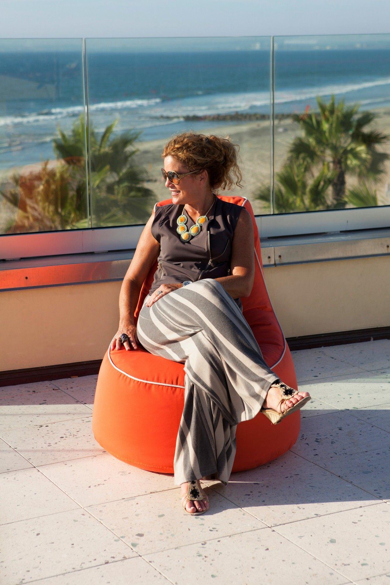 Outdoor Bean Bag Chair Fashion Pinterest