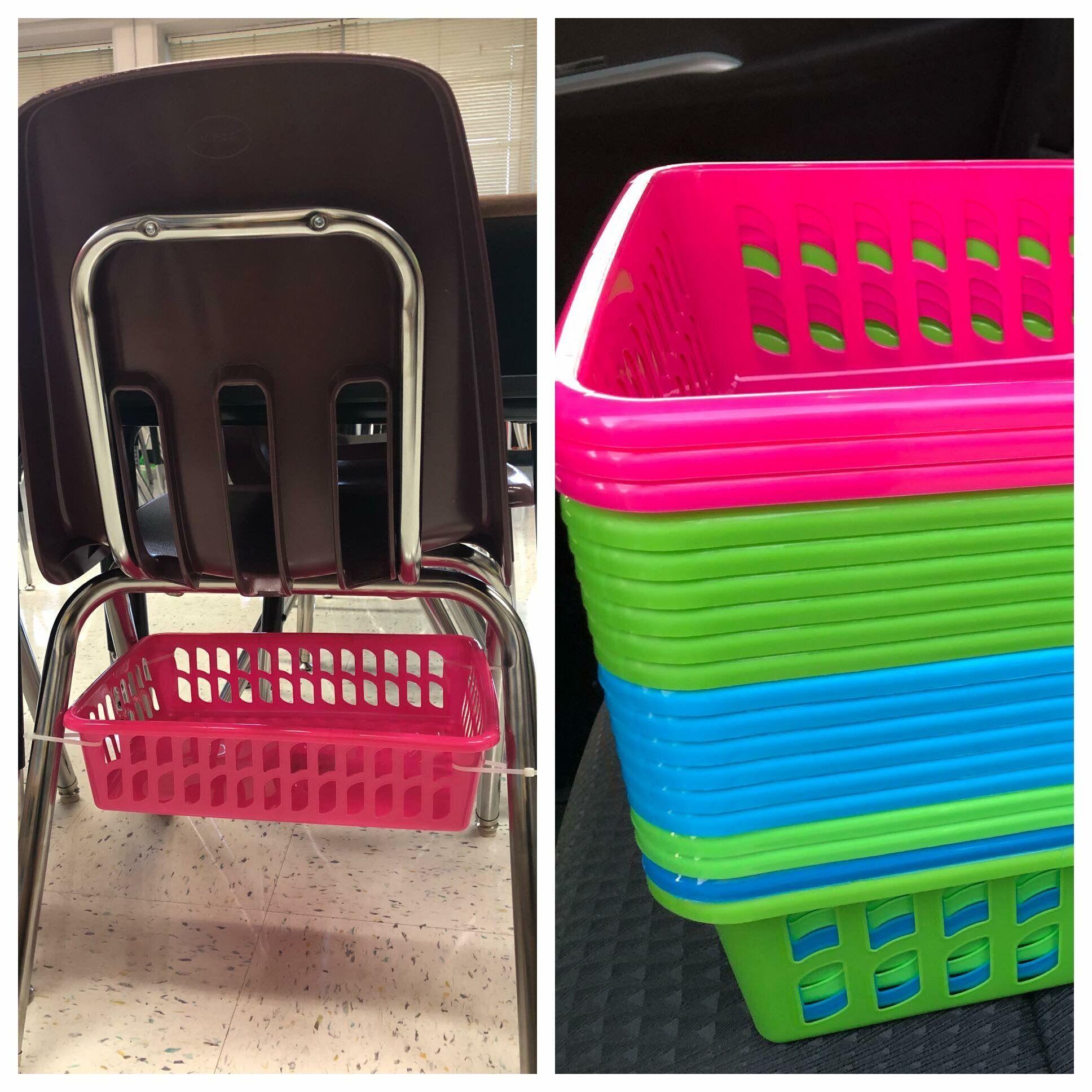 Under seat storage   Classroom storage, Teacher classroom