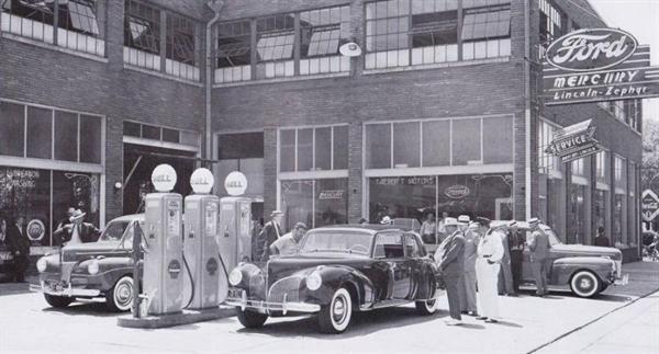 Joplin Ford Dealership 1940 S Joplin Missouri Southwest