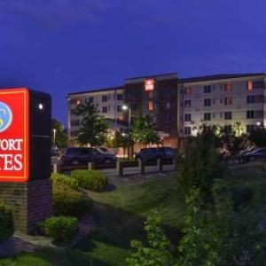 Comfort Suites At Virginia Center Commons 10601 Telegraph Road Glen Allen Va