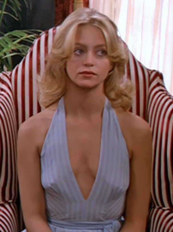 Naked pictures of goldie hawn