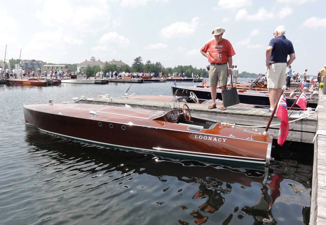 Raceboat Fever Draws Massive Crowds To Gravenhurst Ontario Part