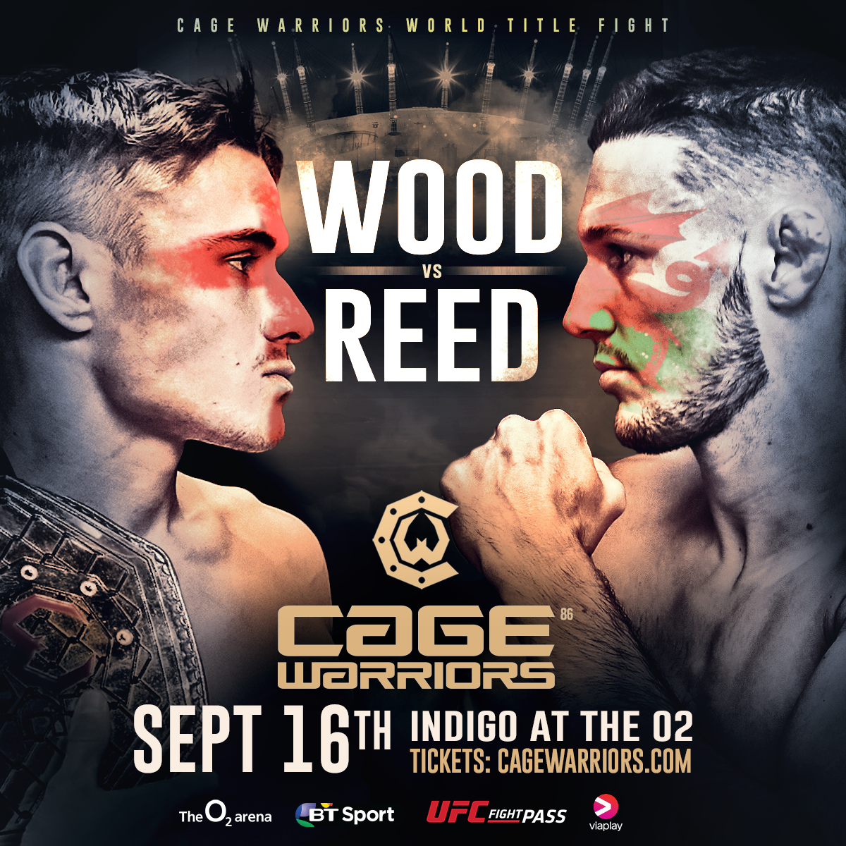 Pin by Skippy Cohen on MMA Cage warriors, Mixed martial