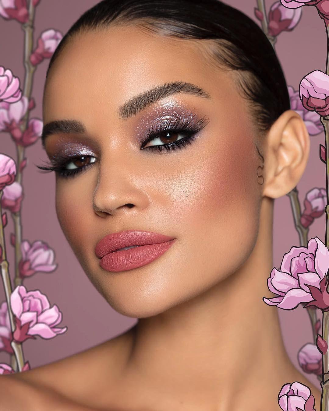 Jordan Liberty does it again! The PRO makeup artist