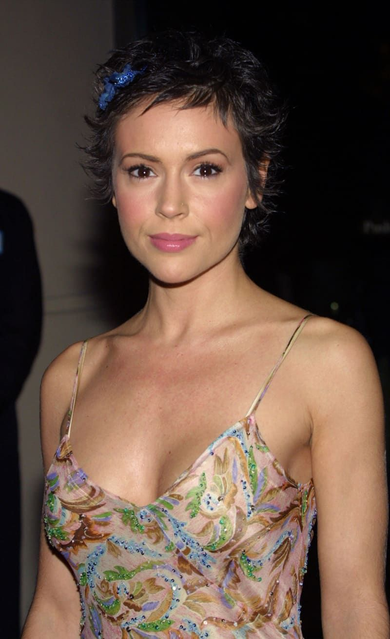 Alyssa Milano Tattoos Removed here's what your early 2000s actress faves are doing now