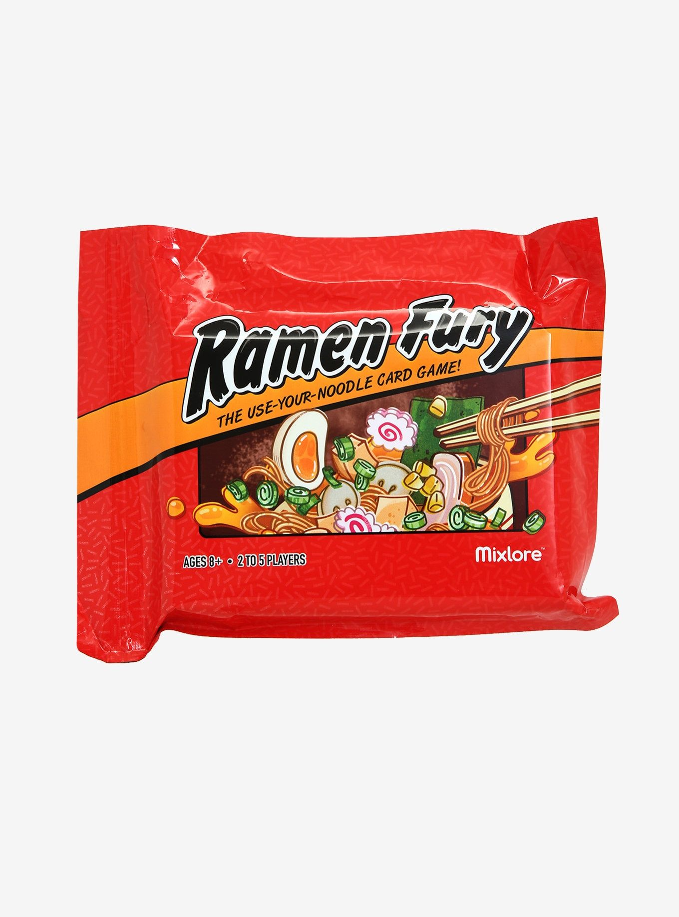 Ramen Fury Card Game (With images) Tasty ingredients