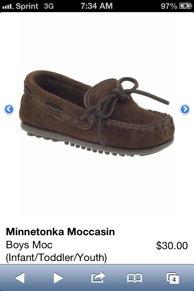 Boys Moccasins  #Piperlime Boys fashion