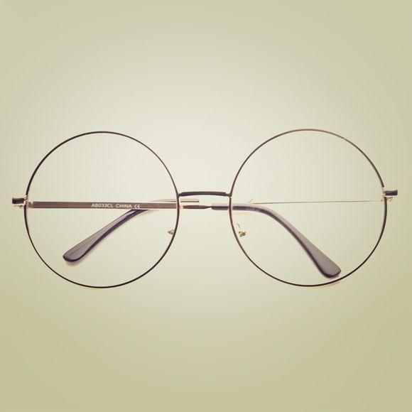 c3aa941946 Vintage round glasses New never worn non prescription glasses Off brand Accessories  Glasses