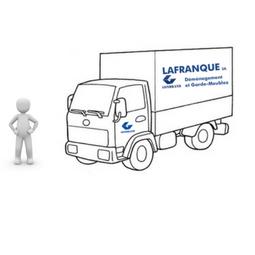Camion et chauffeur