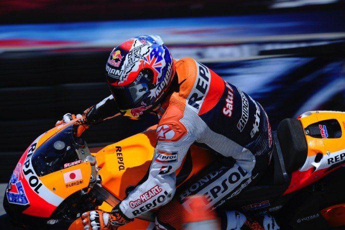 MotoGP, Repsol Honda | Casey Stoner - 67.3KB