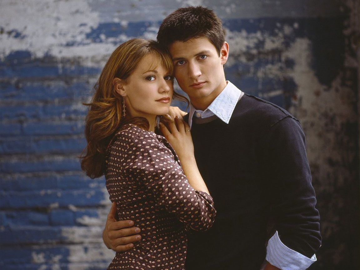 one tree hill haley and nathan start dating Welcome to one tree hill rewatch nathan and haley find out that they nathan gets involved with some shady characters after he and haley start having money.