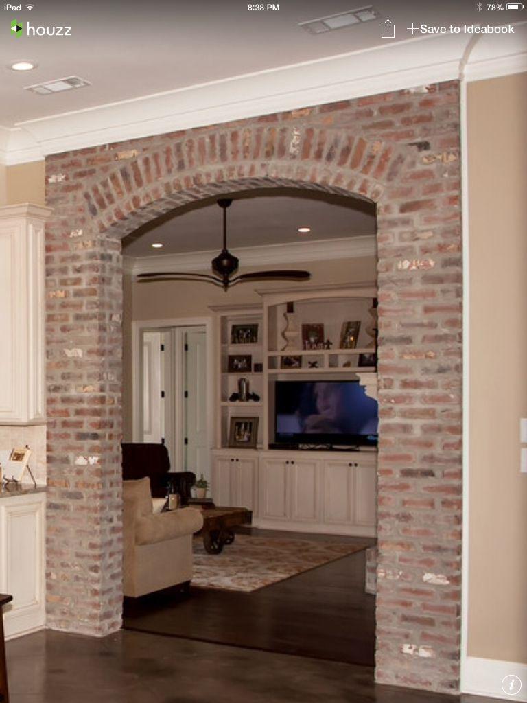 Brick Arch Brick Archway Brick Columns Archways In H