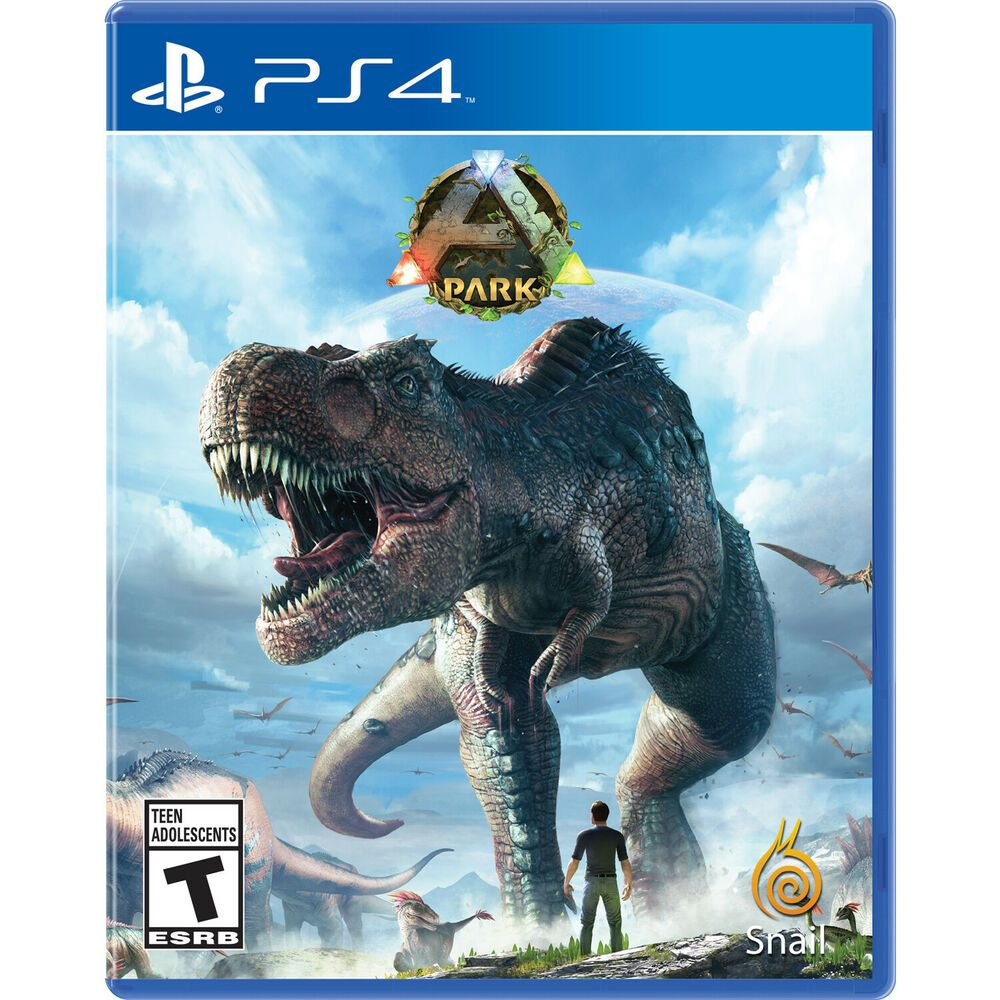 ARK Park, Snail Games, PlayStation 4, 884095192761 ps4