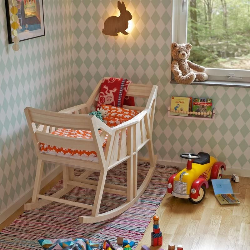 plus function rocking duo babywiege schaukelstuhl in 2019 wundervolle babywippen pinterest. Black Bedroom Furniture Sets. Home Design Ideas