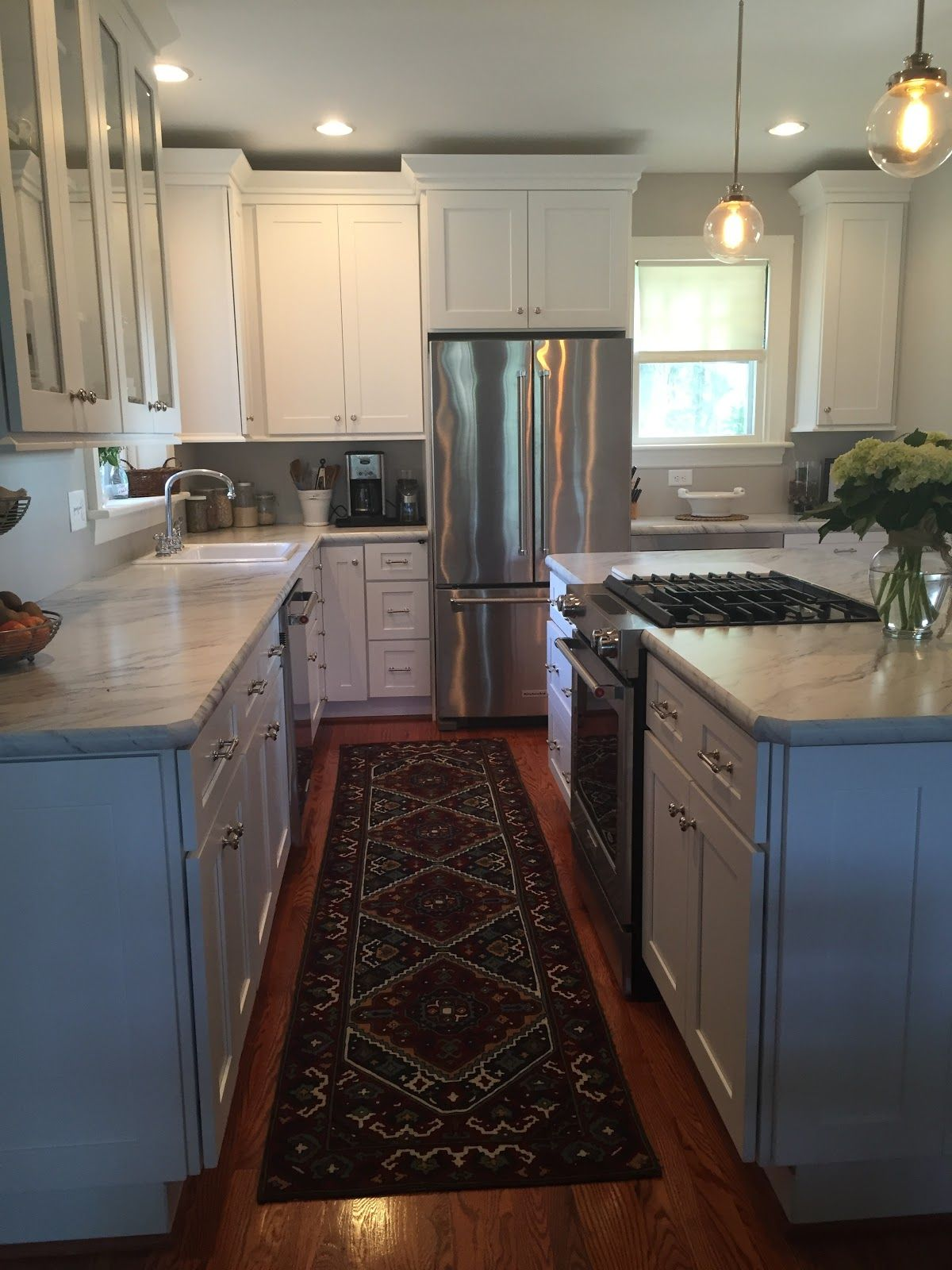 White Shaker Elite Kitchen Cabinets Remodeling By Lily Ann Cabinets Hello Friends Today Kitchen Cabinets Espresso Kitchen Cabinets Kitchen Cabinet Remodel