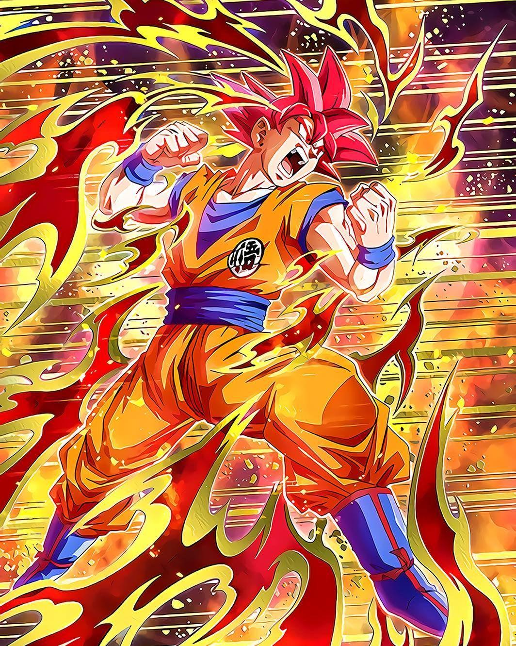 65e537a4a33611dbc673ec968f225231 - How To Get Super Saiyan God Goku In Dokkan Battle