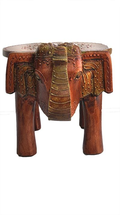 Wooden Elephant Bench Home Decor In 2019 Wooden Elephant Black