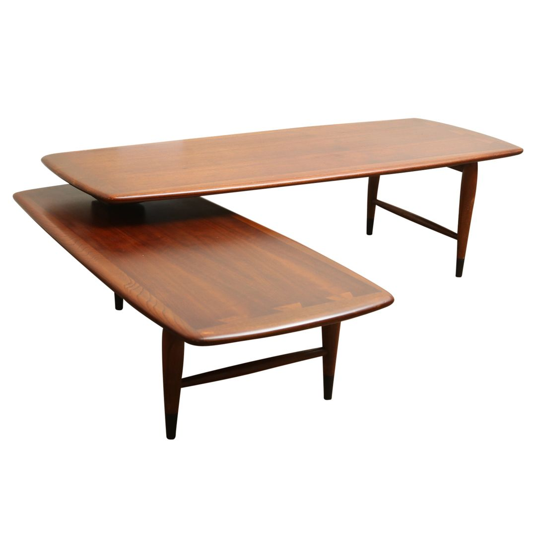 Mid Century Modern Lane Acclaim Series Dovetail Coffee: The Name Lane Is The Epitome Of Mid-Century American