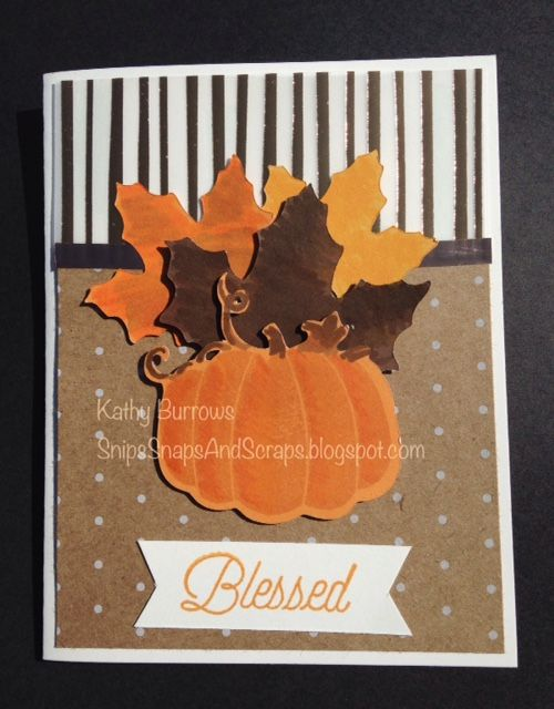 Snips, Snaps, and Scraps: September SOTM Blog Hop (Blessed Beyond Measure)