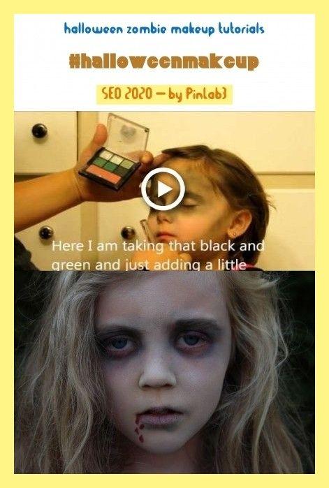 halloween zombie makeup tutorials zombie makeup tutorials step by step, zombie makeup tutorials eas