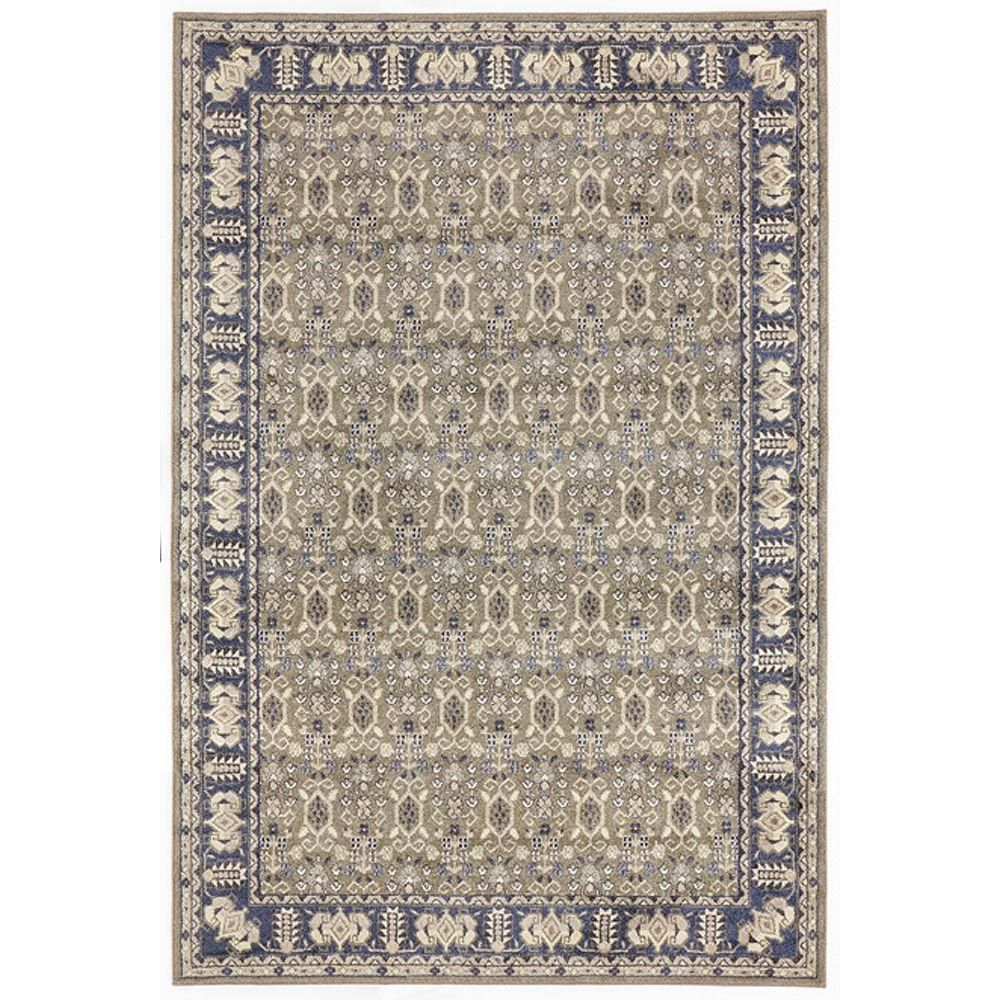 Home Decorators Collection Gianna Gray 4 Ft X 6 Ft Area Rug Rugz