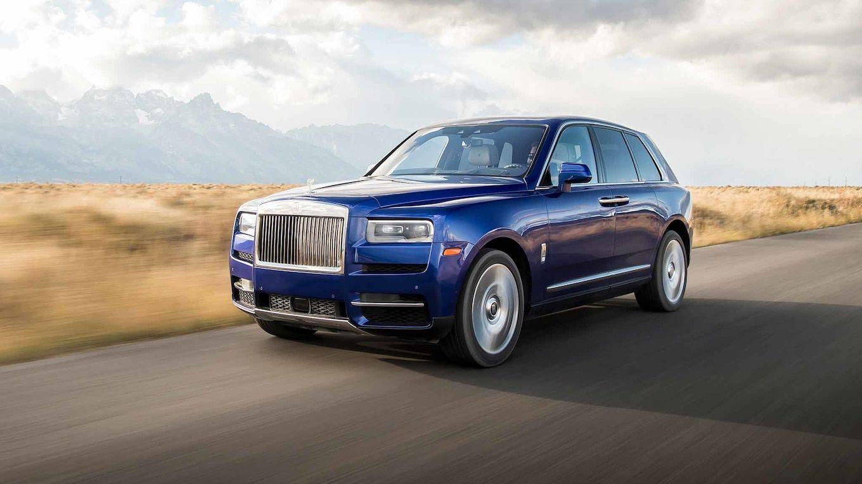 2019 Rolls-Royce Cullinan First Drive: A True Rolls Or