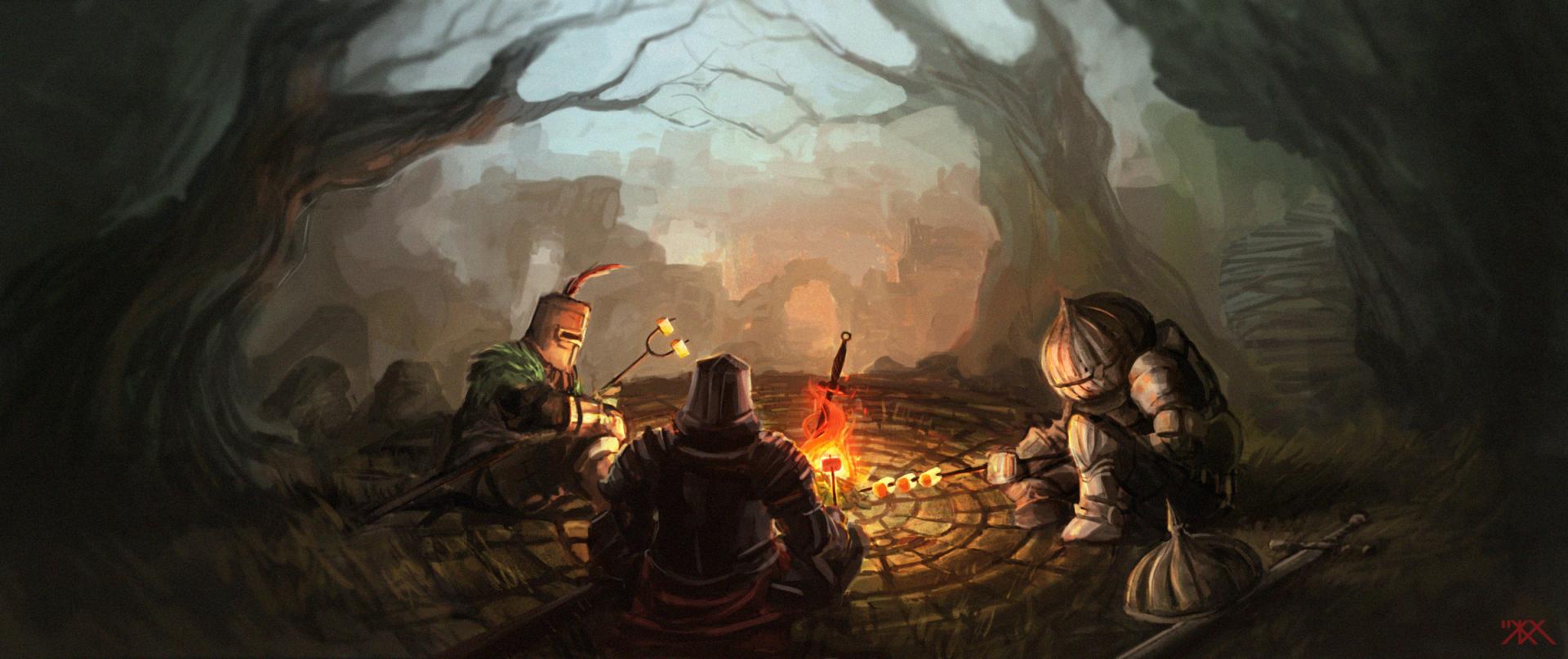 Video Game Dark Souls Wallpaper Jogos Tela