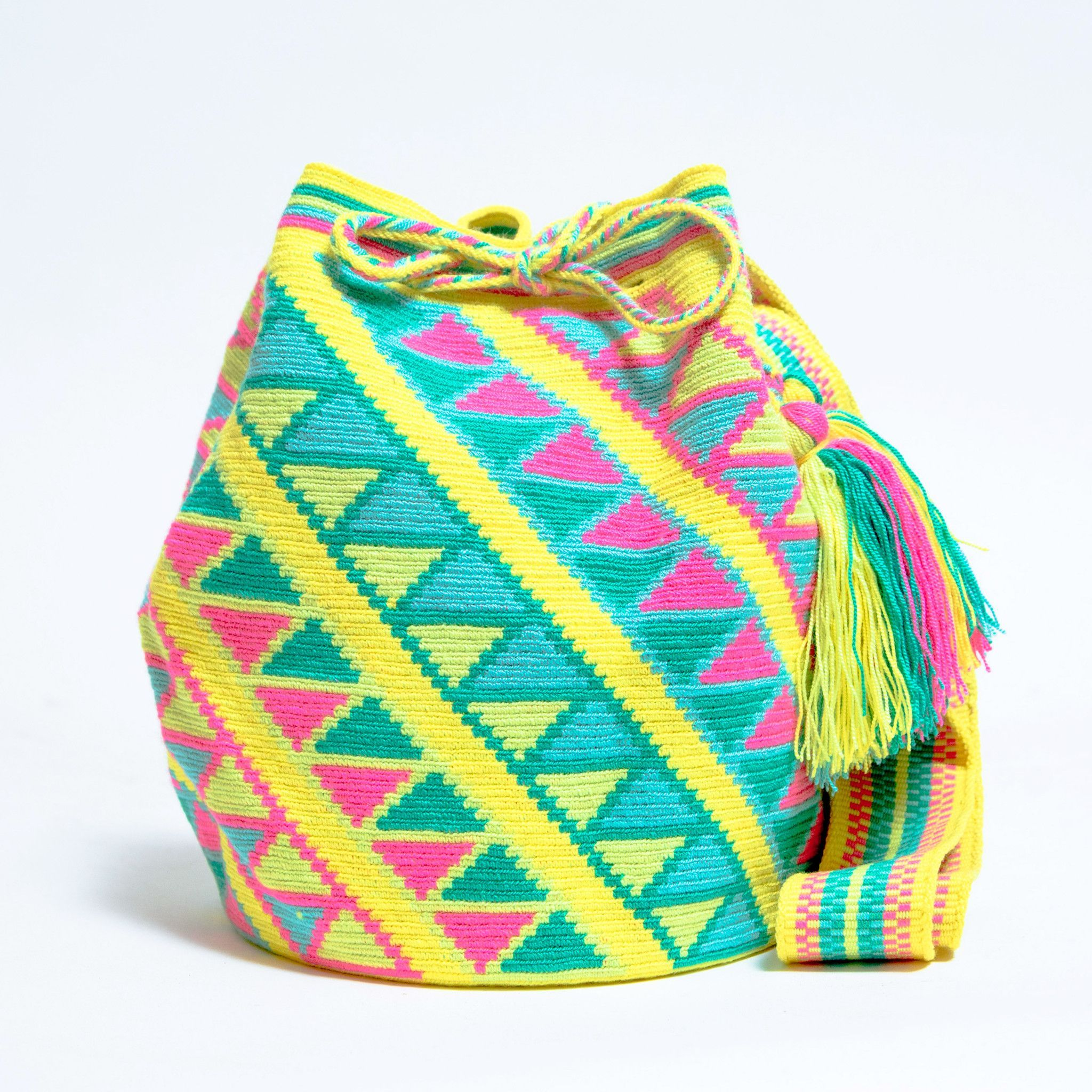 Limited Edition Wayuu Bag