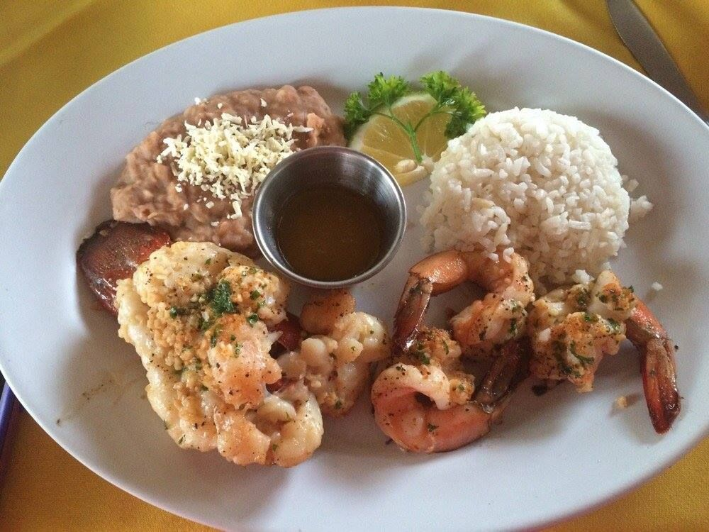 A great place for shrimp , had the grilled shrimp nice size portion. The salsa was the best i have had ever . Service was great . This place is worth the walk. Nikita A. Mira Loma, CA