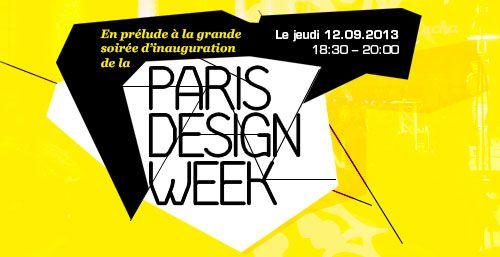 paris design week poster - Google zoeken