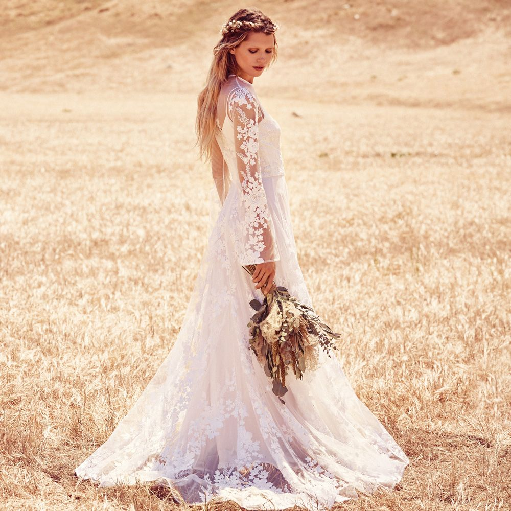 The Best High Street Wedding Dresses In Your Favourite Stores Right ...