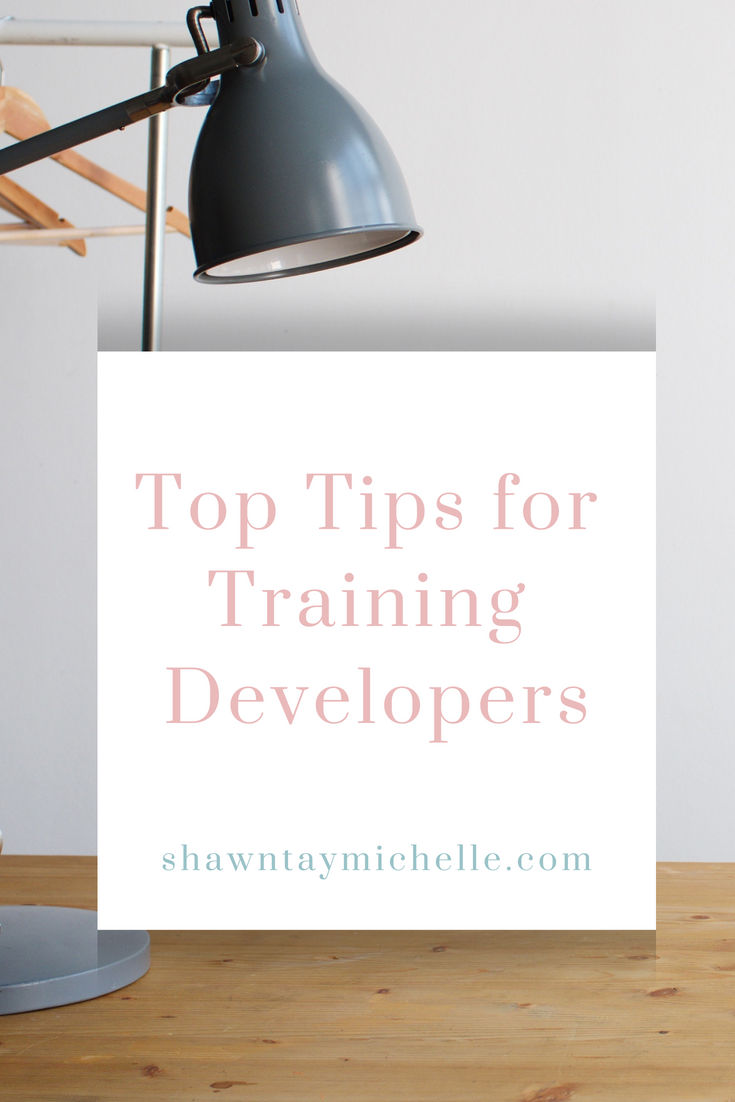 5 Training Tips To Help You Love Your Instructional Design Or Training And Development Job Instructional Design Learning Goals Online Training Courses