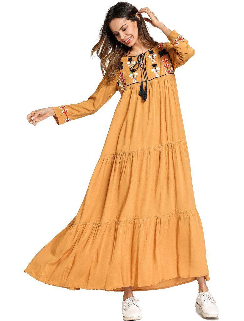 82b9f7e91 Maternity Fashion - smart maternity maxi dress   Ababalaya Womens ...
