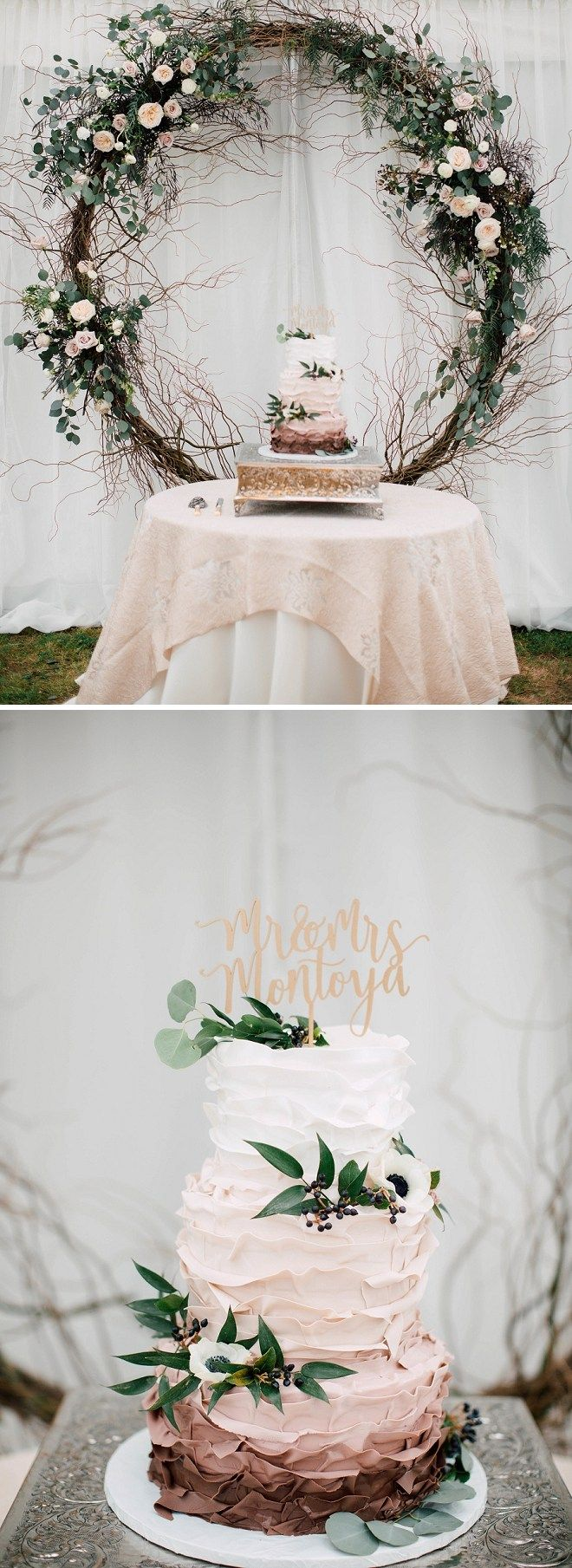 This Dreamy Backyard Wedding in California is One of Our ...