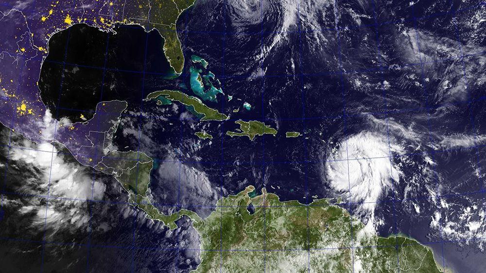 Maria devastates Dominica, heads to Puerto Rico