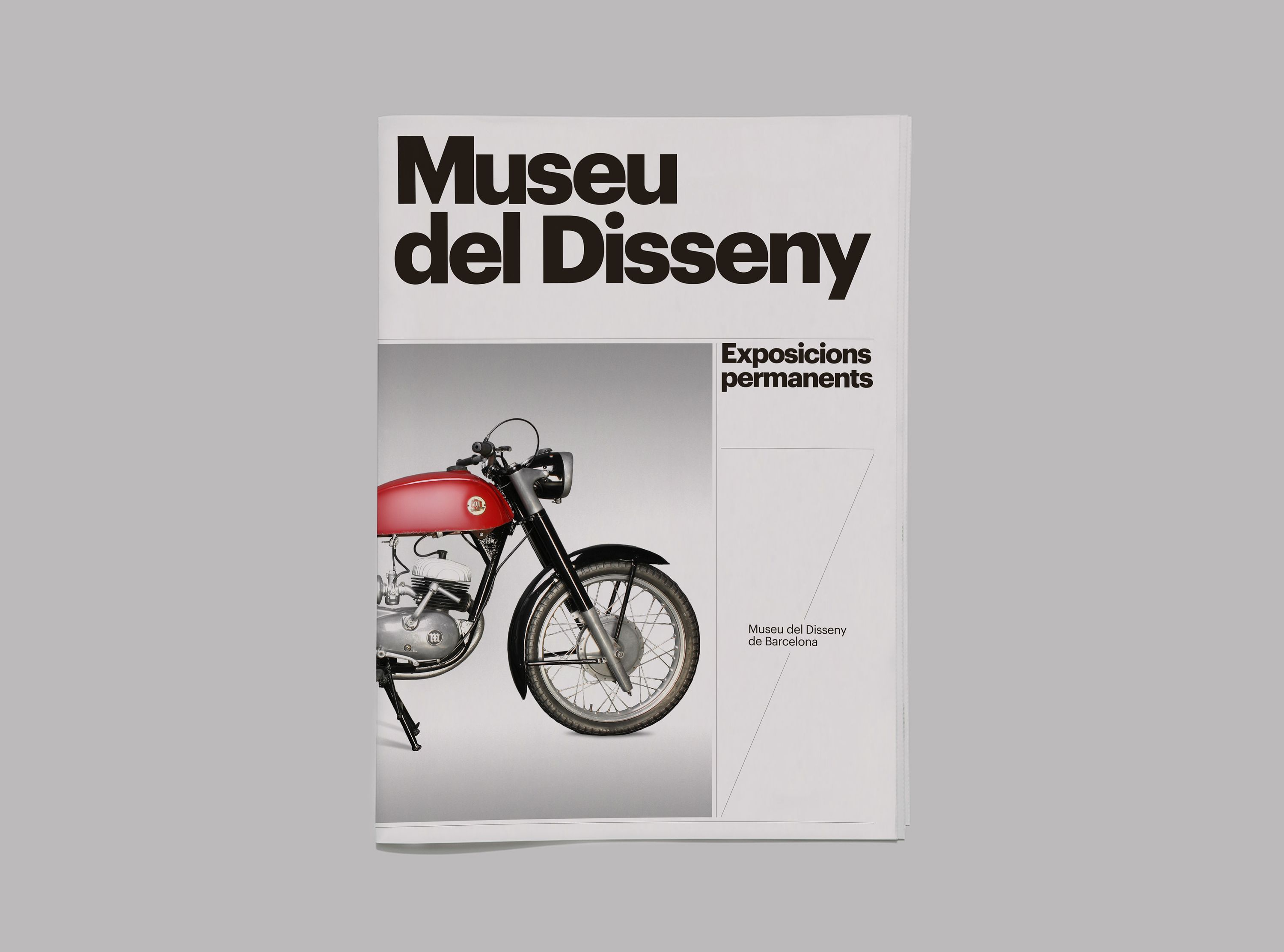 D ad poster design - Barcelona Design Museum Winner From The D Ad Professional Awards 2015