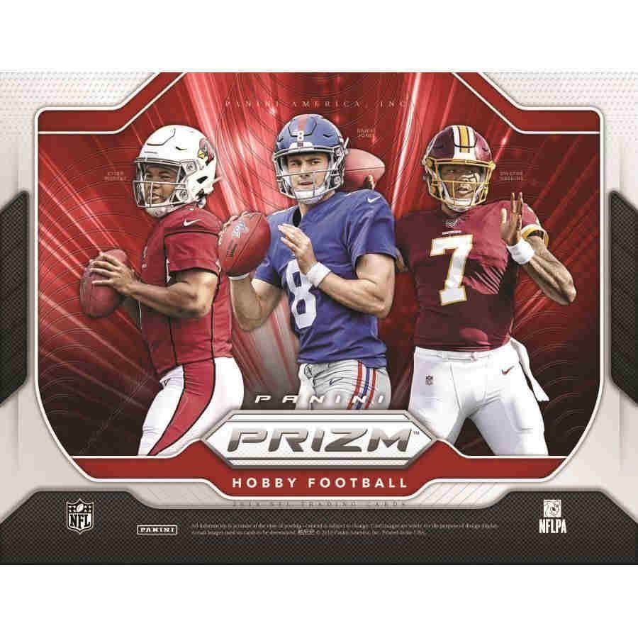 2020 football card hobby box