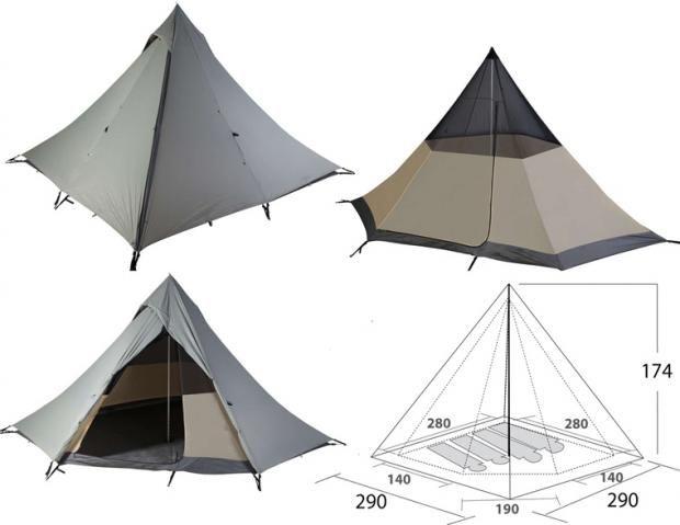 7735 Eureka Wickiup 4 Sul 1 Jpg Http Www Randonner Leger Org Forum Viewtopic Php Id 23328 Tente Quechua Tente Randonnee