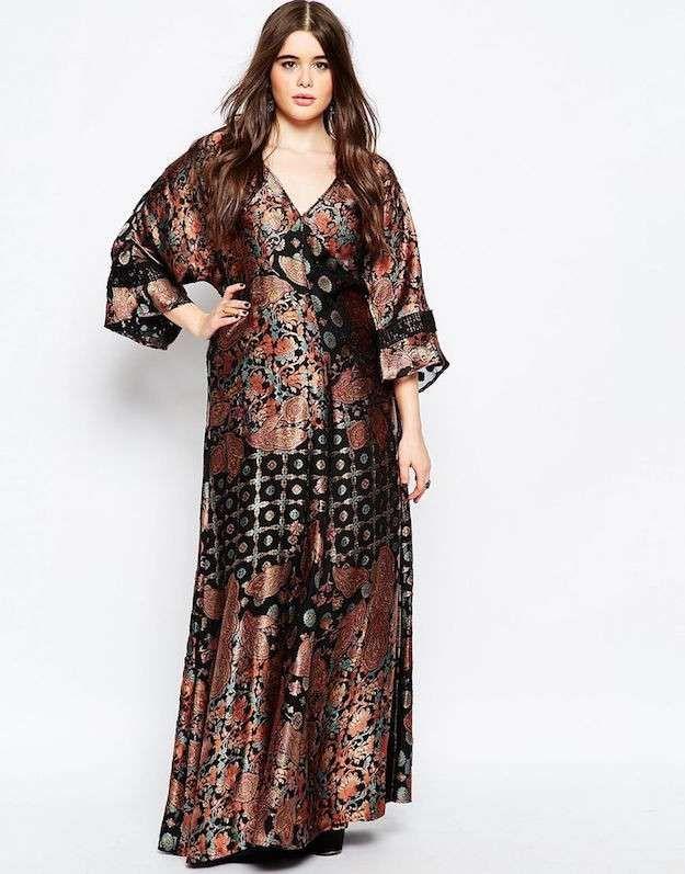 Modelos vestidos tallas grandes