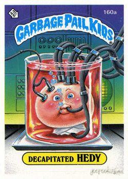 Geepeekay Com Original Series 4 Gallery Garbage Pail Kids Garbage Pail Kids Cards Cards