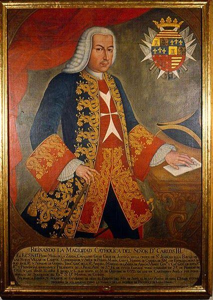 Resultado de imagen para Pedro Messía de la Cerda