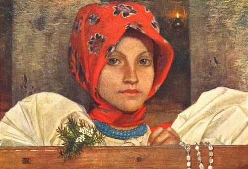 melisande marianne stokes | Marianne Stokes