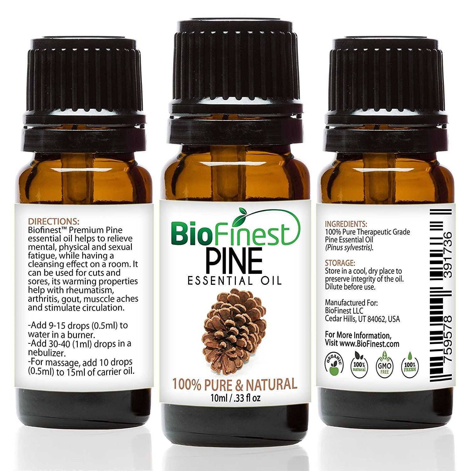 BioFinest Camphor Oil   Pure Camphor Essential Oil   Premium Quality    Therapeutic Grade   Best For Aromatherapy   FREE E Book U003e See This Great  Image ...