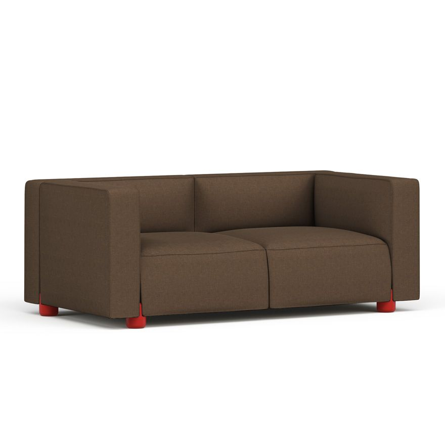 Two Seater Sofa For Accentuating Small Spaces At Home Goodworksfurniture In 2020 Modern Sofa Living Room Living Room Sofa Comfortable Modern Sofa
