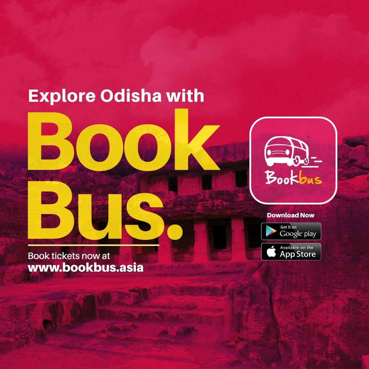 Bookbus Isodisha Sfirstbus Booking App That Enables Users To Book