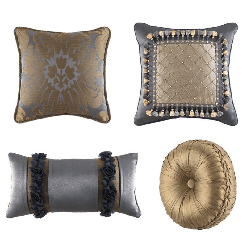 Unique Pillows Croscill Sapphire Decorative Pillows