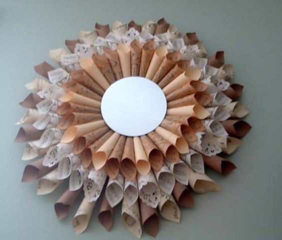 Creative Mirror Ideas creative diy mirror frames ideas | for the home | pinterest | diy